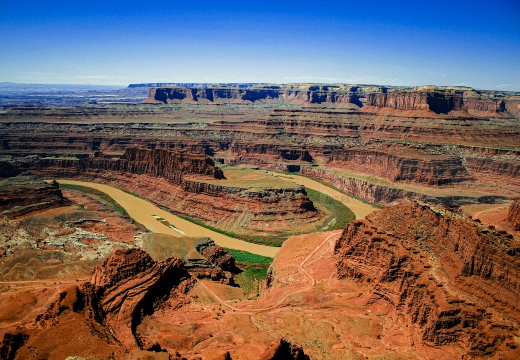 Dead Horse Point State Park - Utah - (USA)